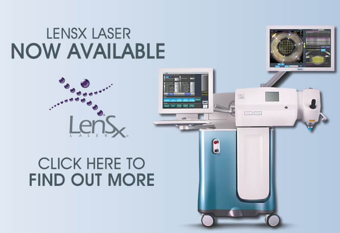 LenSx Laser Eye Treatment